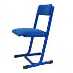 krzesło tapicerowane BOSTA owal