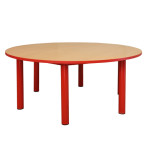stół 6 os okrągły